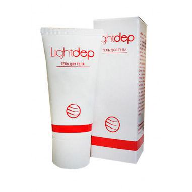 гель light dep для обезболивания кожи при эпиляции